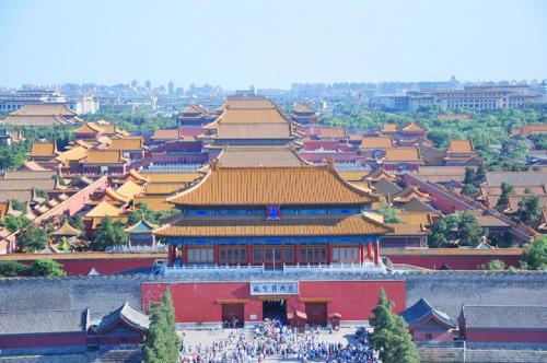 Beijing - Top 10 Most Populous Cities in China