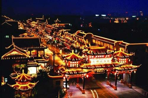Chengdu -Jingli - Top 10 Most Populous Cities in China
