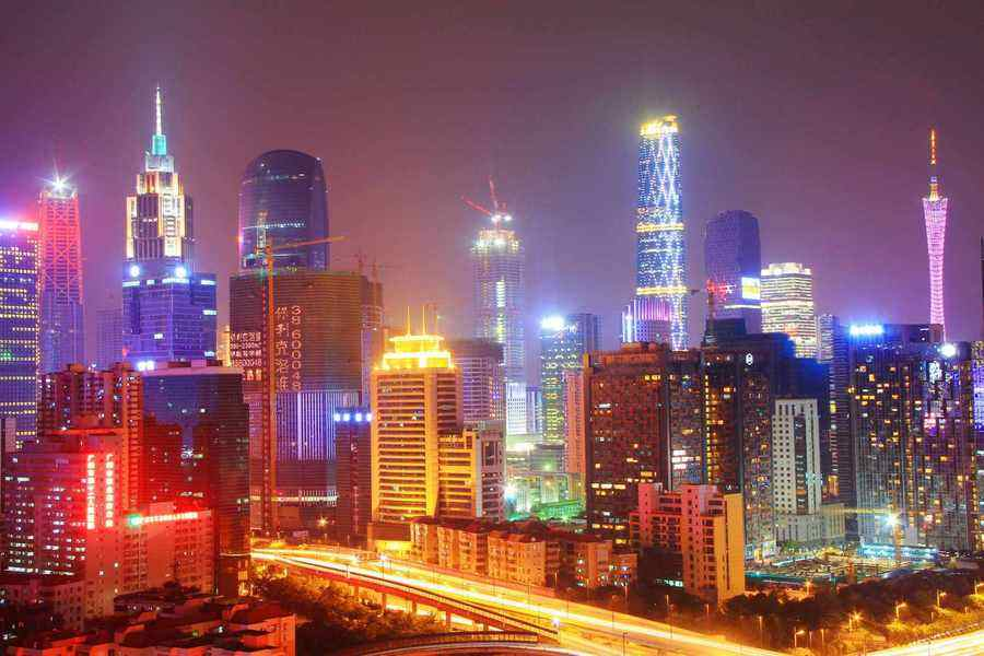 GuangZhou - Top 10 Most Populous Cities in China