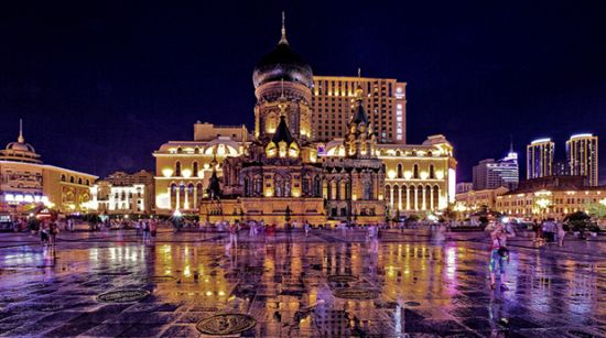 Harbin - Top 10 Most Populous Cities in China