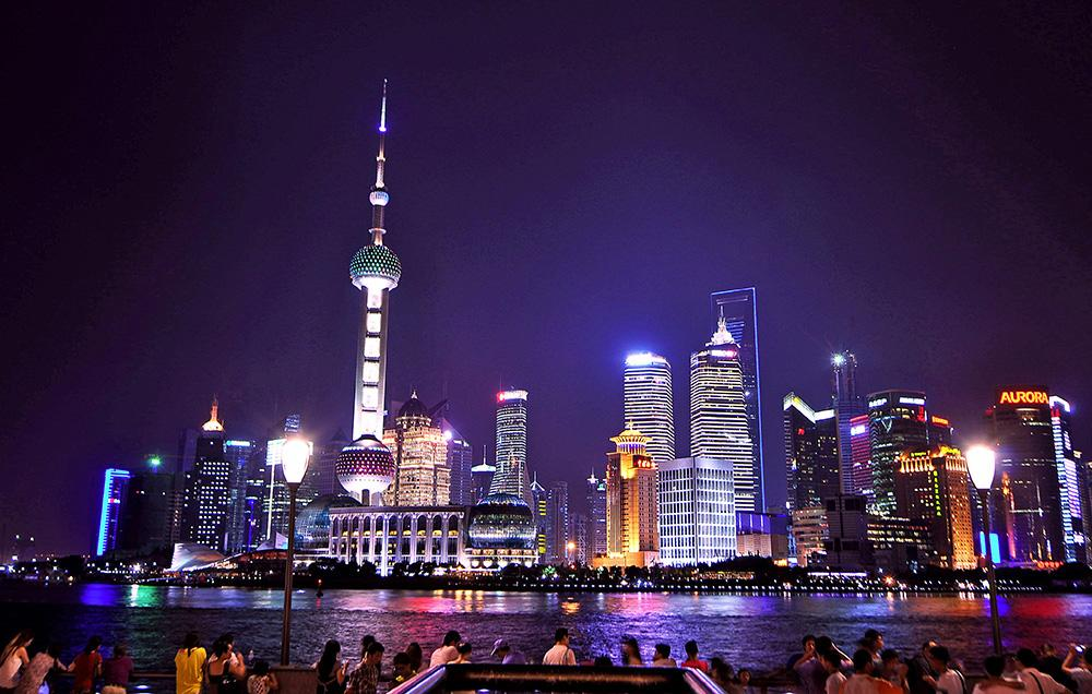 Shanghai Wai Tan - Top 10 Most Populous Cities in China