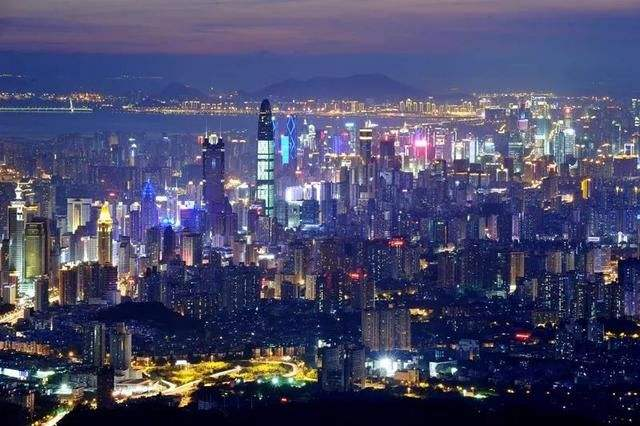 Shenzhen - Top 10 Most Populous Cities in China