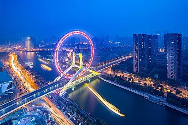 Tianjin - The Eye of tianjin