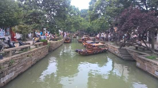 Tongli town - Top 10 Ancient Towns in China 2019