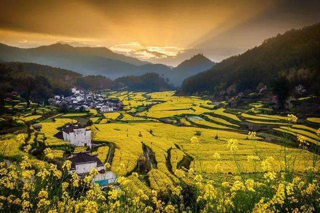 Wuyuan - Top 10 Ancient Towns in China 2019