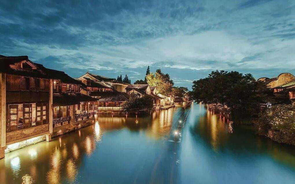 Wuzhen - Top 10 Ancient Towns in China 2019