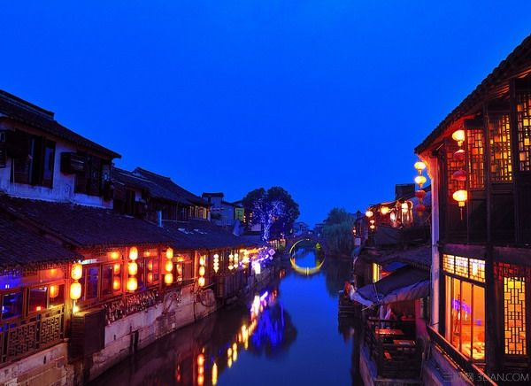 Xitang - Top 10 Ancient Towns in China 2019
