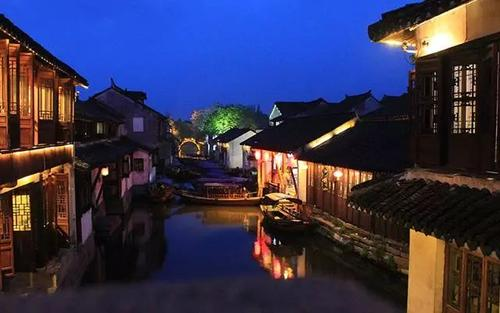 Zhouzhuang - Top 10 Ancient Towns in China 2019