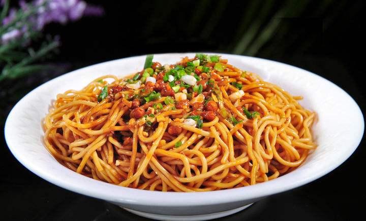Regan Noodles - Wuhan Hot-dry Noodles with Sesame Paste