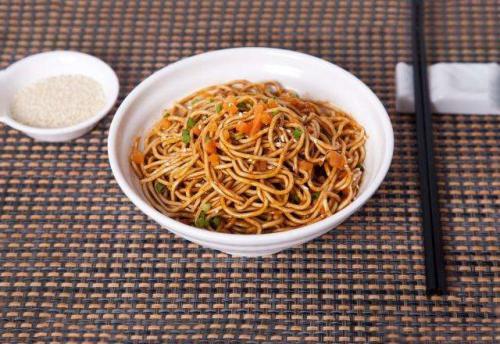 Wuhan Hot-dry Noodles with Sesame Paste - Regan Noodles