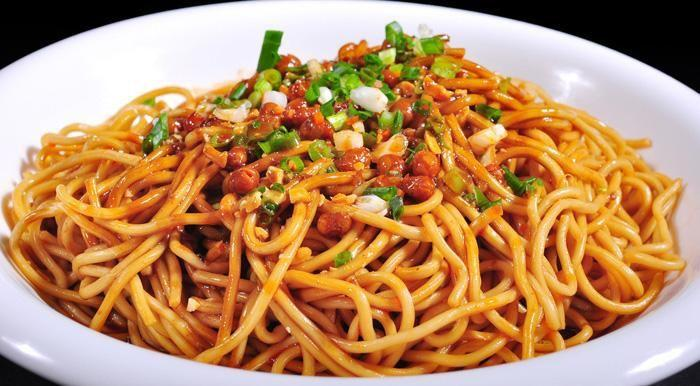 Wuhan Hot-dry Noodles with Sesame Paste
